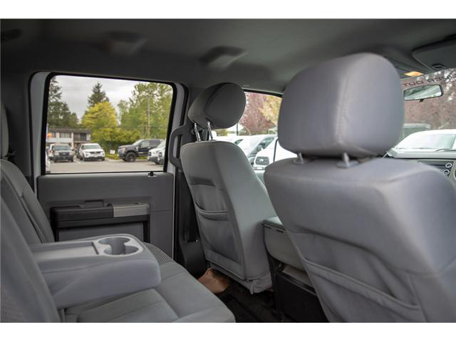2016 Ford F-350 XLT (Stk: PB08486) in Vancouver - Image 20 of 28