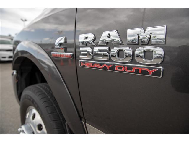 2017 RAM 3500 Laramie (Stk: EE902740) in Surrey - Image 9 of 26