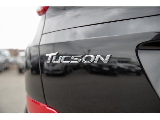 2017 Hyundai Tucson Base (Stk: LF009910A) in Surrey - Image 6 of 25