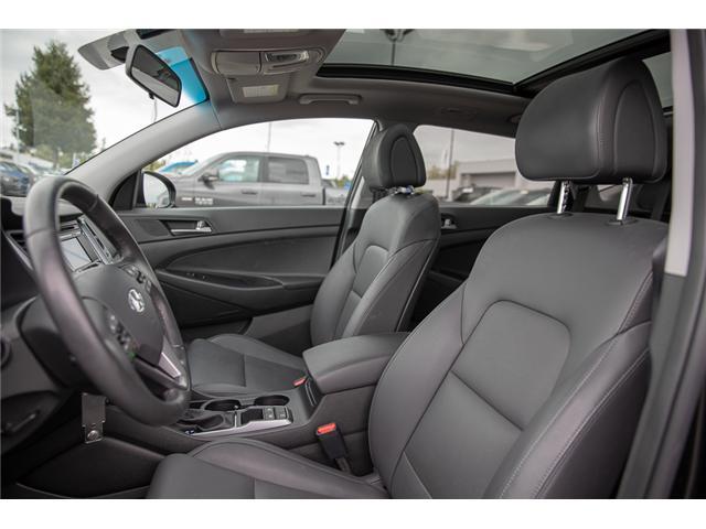 2017 Hyundai Tucson Base (Stk: LF009910A) in Surrey - Image 8 of 25
