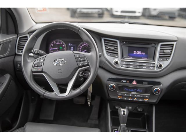 2017 Hyundai Tucson Base (Stk: LF009910A) in Surrey - Image 13 of 25