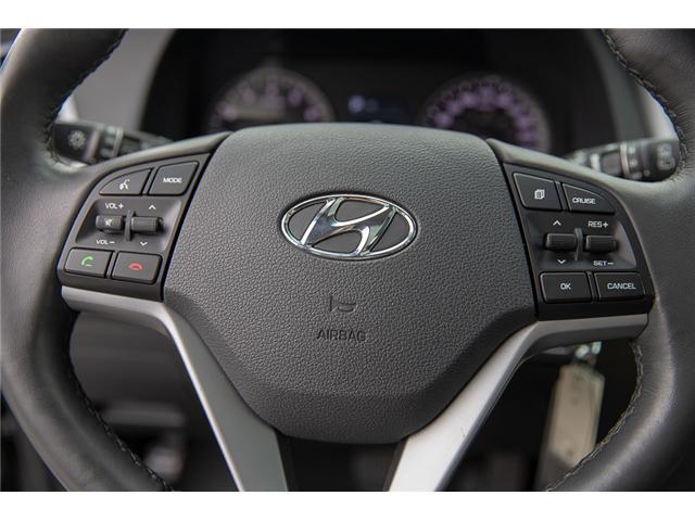 2017 Hyundai Tucson Base (Stk: LF009910A) in Surrey - Image 18 of 25