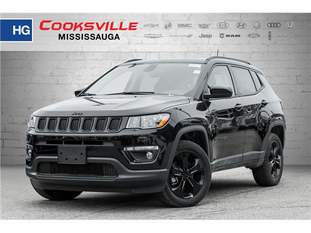 2018 Jeep Compass North (Stk: JT324177) in Mississauga - Image 1 of 20