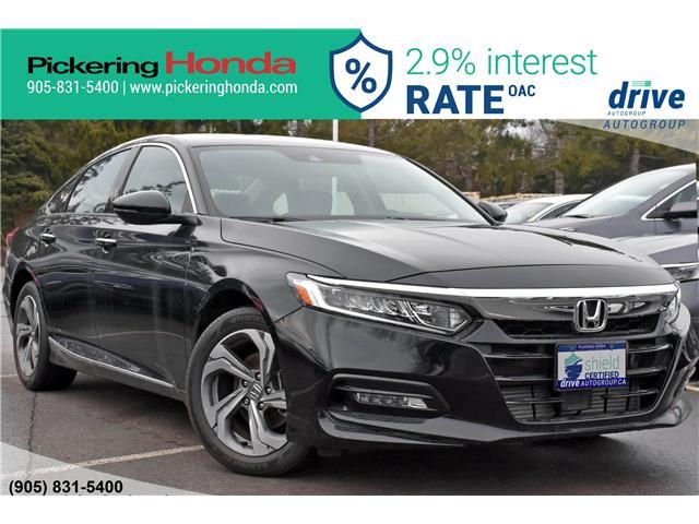 2018 Honda Accord EX-L (Stk: T173) in Pickering - Image 1 of 31