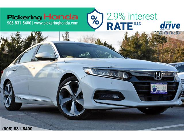 2018 Honda Accord Touring 2.0T (Stk: T740) in Pickering - Image 1 of 32