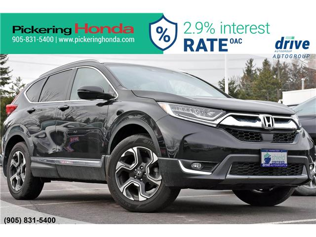 2018 Honda CR-V Touring (Stk: T225) in Pickering - Image 1 of 34