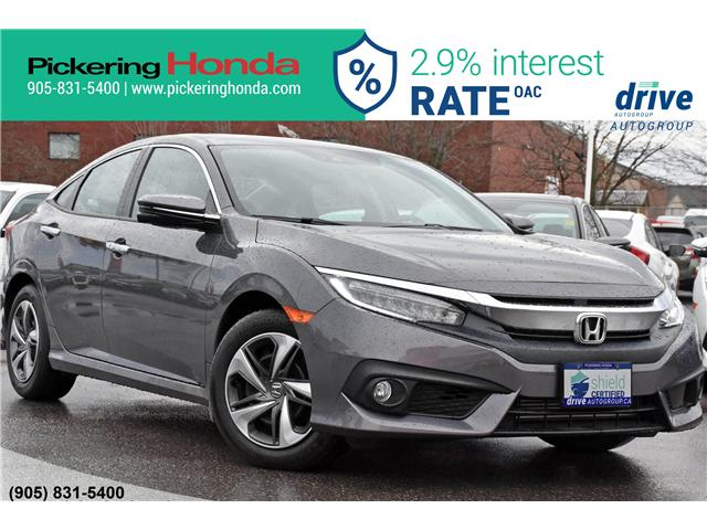2018 Honda Civic Touring (Stk: T772) in Pickering - Image 1 of 33
