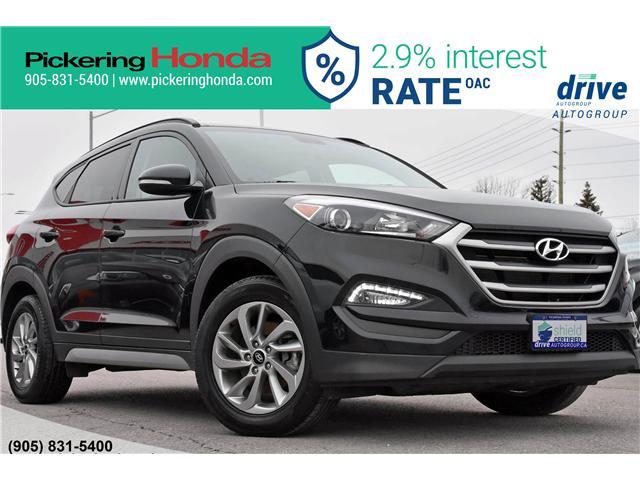 2018 Hyundai Tucson SE 2.0L (Stk: PR1121) in Pickering - Image 1 of 34