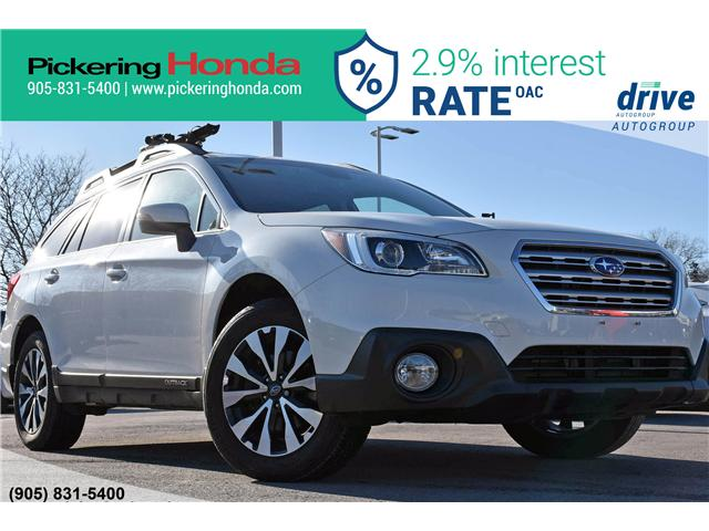 2017 Subaru Outback 2 5i Limited At 28499 For Sale In Pickering