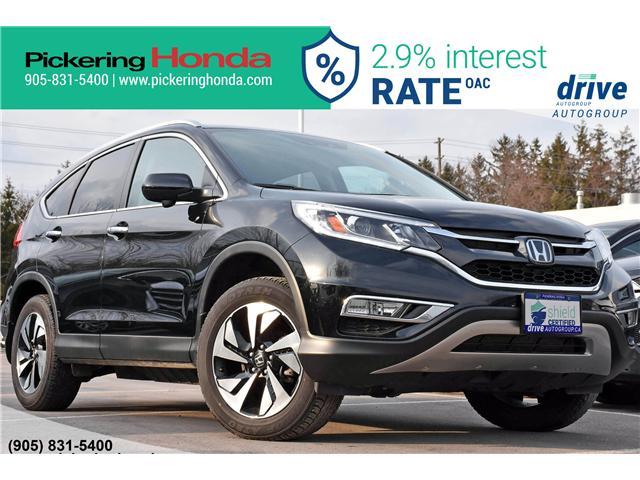 2016 Honda CR-V Touring (Stk: P4758) in Pickering - Image 1 of 36