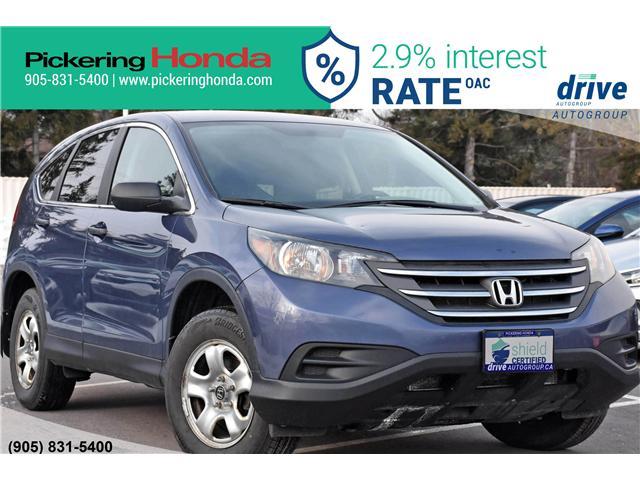 2013 Honda CR-V LX (Stk: U620A) in Pickering - Image 1 of 27