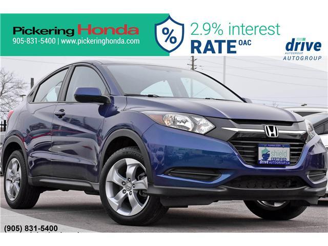 2016 Honda HR-V LX (Stk: P4757) in Pickering - Image 1 of 31