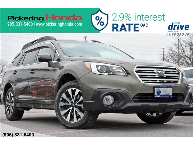 2015 Subaru Outback 3.6R Limited Package (Stk: P4650) in Pickering - Image 1 of 28