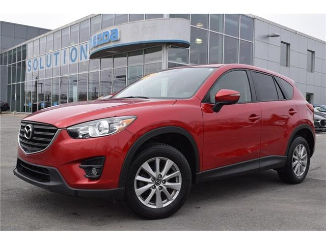 2016 Mazda CX-5 GS (Stk: 19104A) in Châteauguay - Image 1 of 29