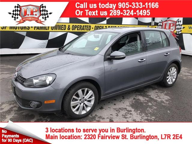 2013 Volkswagen Golf Comfortline (Stk: 46633) in Burlington - Image 1 of 23