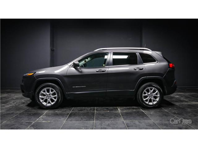 2017 Jeep Cherokee North (Stk: CJ19-122) in Kingston - Image 1 of 31