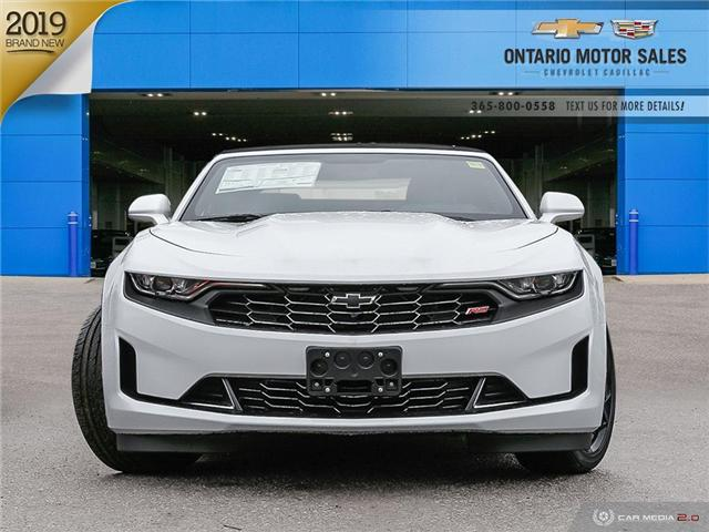 2019 Chevrolet Camaro 3LT (Stk: 9139972) in Oshawa - Image 2 of 19
