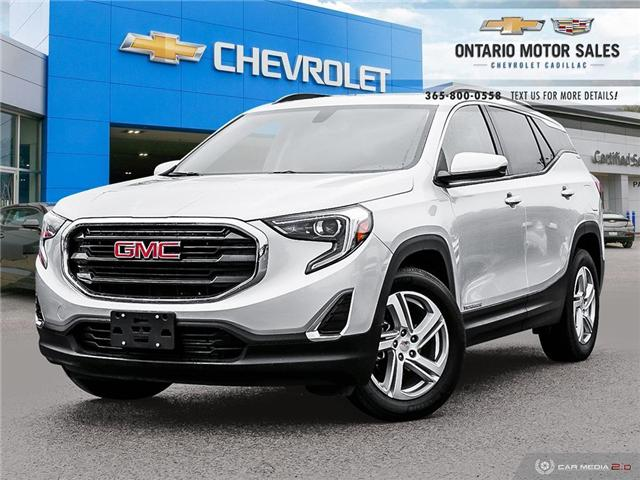 2018 GMC Terrain SLE (Stk: 12569A) in Oshawa - Image 1 of 36