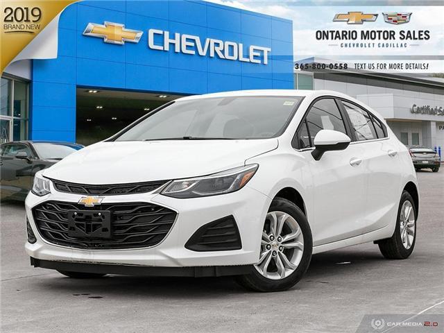 2019 Chevrolet Cruze LT (Stk: 9618853) in Oshawa - Image 1 of 19