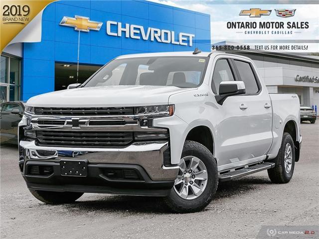 2019 Chevrolet Silverado 1500 LT (Stk: T9251162) in Oshawa - Image 1 of 19