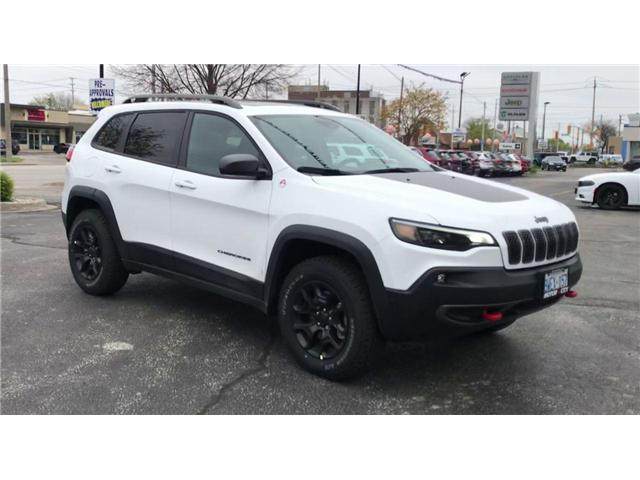 2019 Jeep Cherokee Trailhawk (Stk: 19911) in Windsor - Image 2 of 14