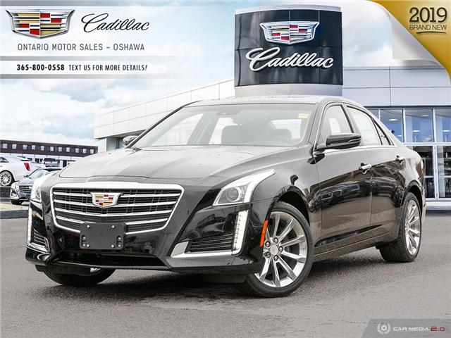 2019 Cadillac CTS 3.6L Luxury (Stk: 9137384) in Oshawa - Image 1 of 19