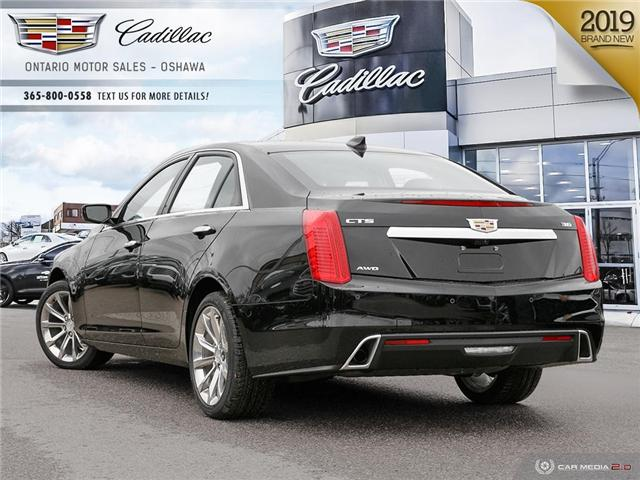 2019 Cadillac CTS 3.6L Luxury (Stk: 9137384) in Oshawa - Image 4 of 19