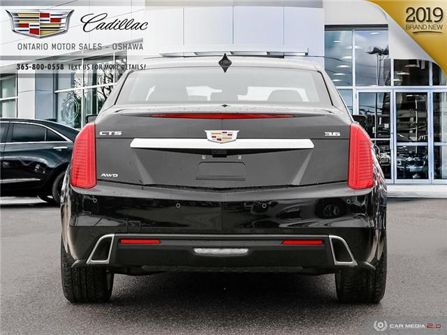 2019 Cadillac CTS 3.6L Luxury (Stk: 9137384) in Oshawa - Image 6 of 19