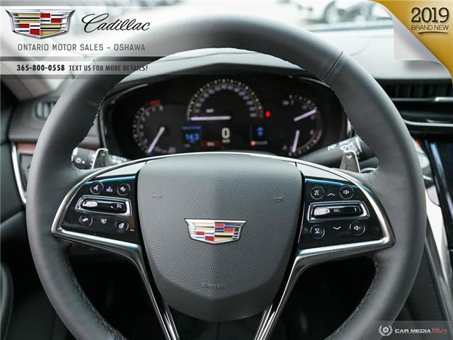 2019 Cadillac CTS 3.6L Luxury (Stk: 9137384) in Oshawa - Image 12 of 19