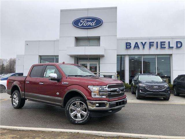2019 Ford F-150 King Ranch (Stk: FP19581) in Barrie - Image 1 of 29