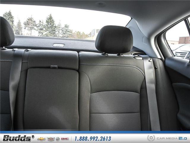 2019 Chevrolet Cruze LT (Stk: CR9004) in Oakville - Image 14 of 25