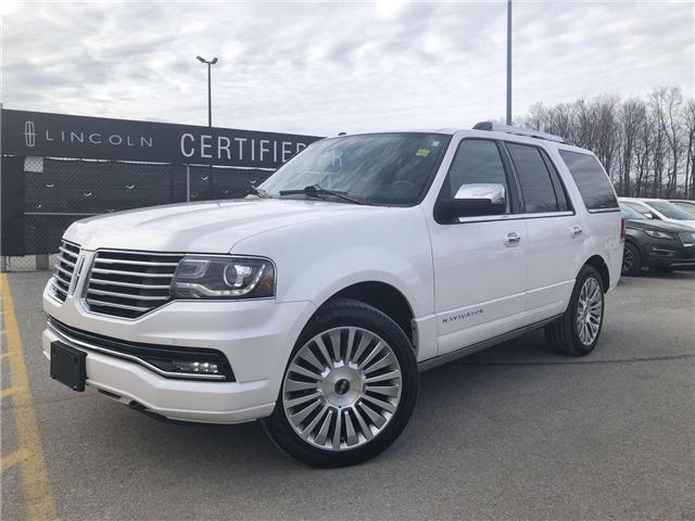 2017 Lincoln Navigator Reserve (Stk: LN19537A) in Barrie - Image 1 of 27