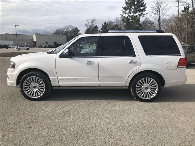 2017 Lincoln Navigator Reserve (Stk: LN19537A) in Barrie - Image 2 of 27