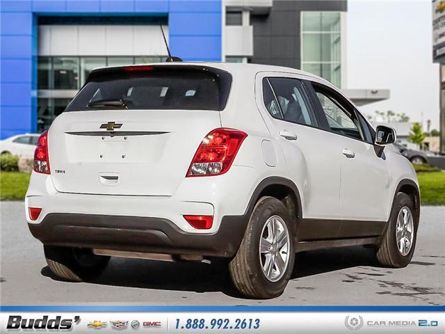 2019 Chevrolet Trax LS (Stk: TX9002) in Oakville - Image 5 of 25
