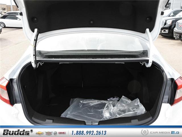 2019 Chevrolet Cruze LT (Stk: CR9002) in Oakville - Image 19 of 25