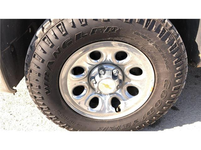 2013 Chevrolet Silverado 1500 LS (Stk: I7203A) in Winnipeg - Image 10 of 21