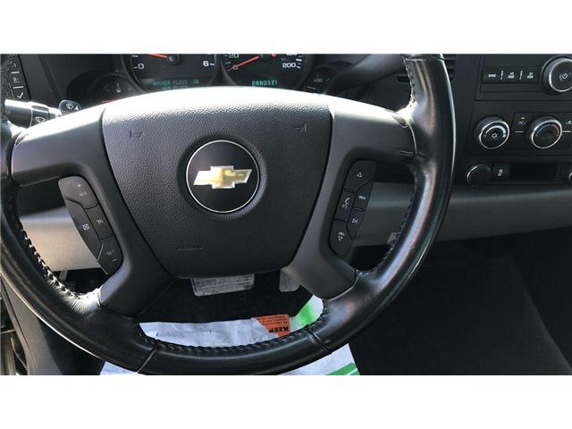 2013 Chevrolet Silverado 1500 LS (Stk: I7203A) in Winnipeg - Image 14 of 21
