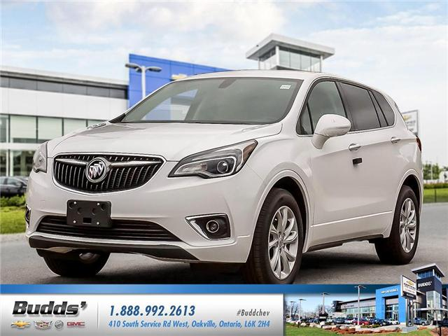 2019 Buick Envision Preferred (Stk: EV9002) in Oakville - Image 1 of 25