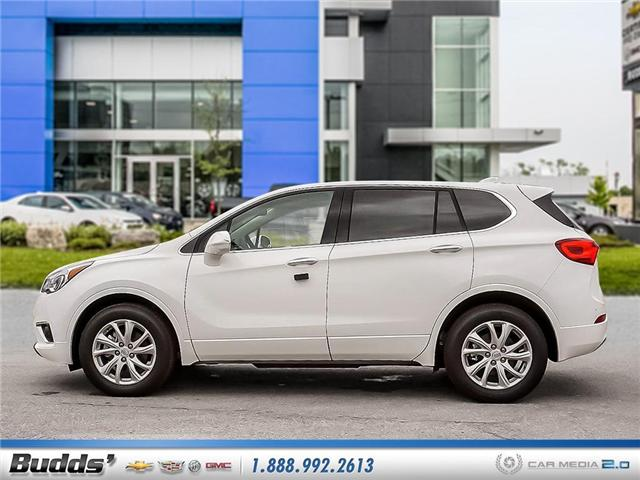 2019 Buick Envision Preferred (Stk: EV9002) in Oakville - Image 2 of 25