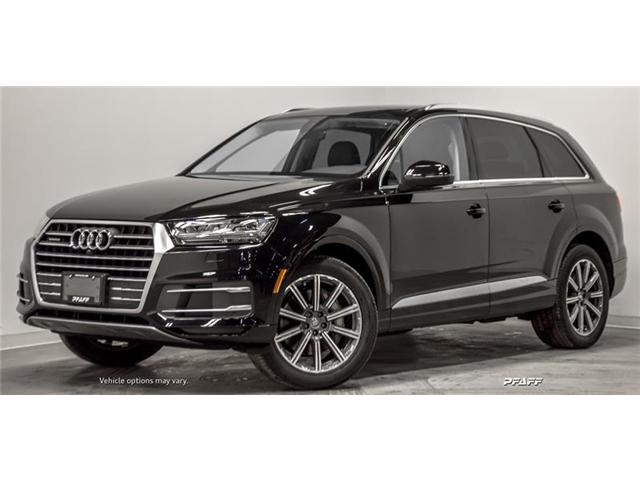 2019 Audi Q7 55 Progressiv (Stk: T16548) in Vaughan - Image 1 of 22