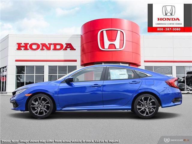2019 Honda Civic Sport (Stk: 19768) in Cambridge - Image 3 of 24