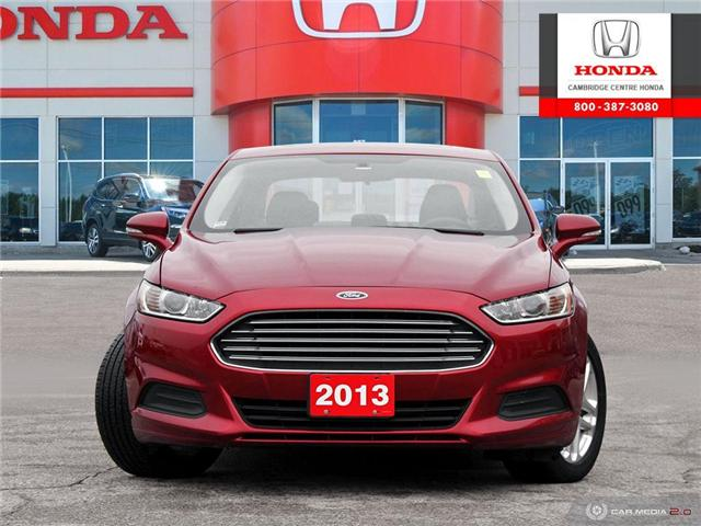 2013 Ford Fusion SE (Stk: 19362B) in Cambridge - Image 2 of 27