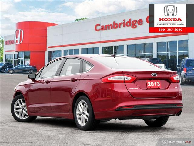 2013 Ford Fusion SE (Stk: 19362B) in Cambridge - Image 4 of 27