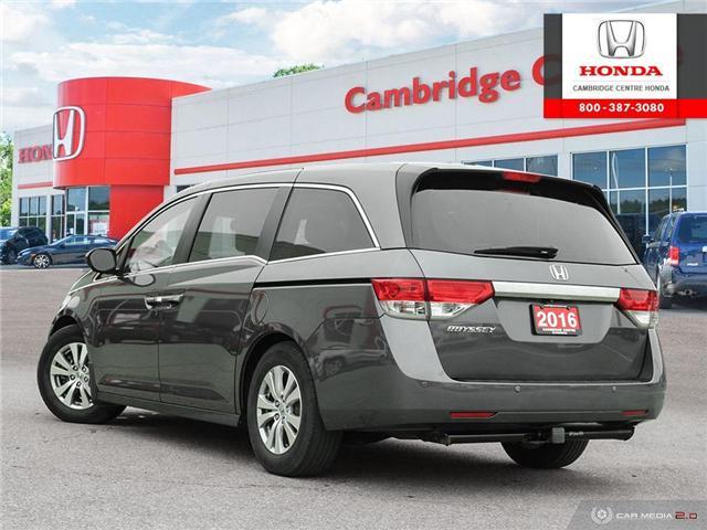 2016 Honda Odyssey EX-L (Stk: 19625A) in Cambridge - Image 4 of 27