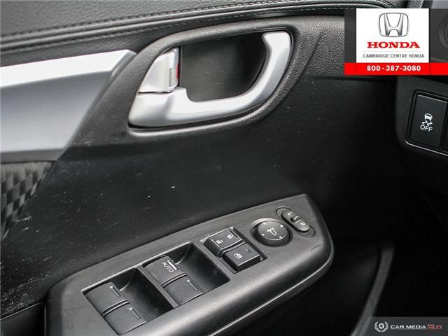 2014 Honda Civic EX (Stk: 19370A) in Cambridge - Image 17 of 27