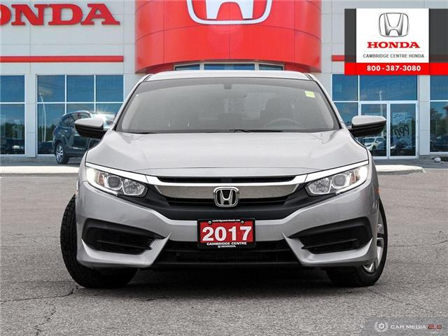 2017 Honda Civic LX (Stk: 19297B) in Cambridge - Image 2 of 27
