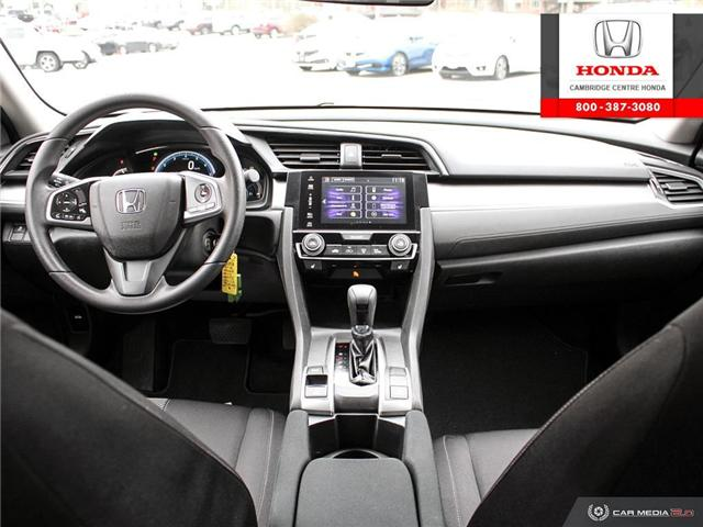 2016 Honda Civic LX (Stk: 19289A) in Cambridge - Image 25 of 27