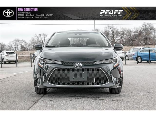 2020 Toyota Corolla 4-door Sedan XLE CVT (Stk: H20010) in Orangeville - Image 2 of 17