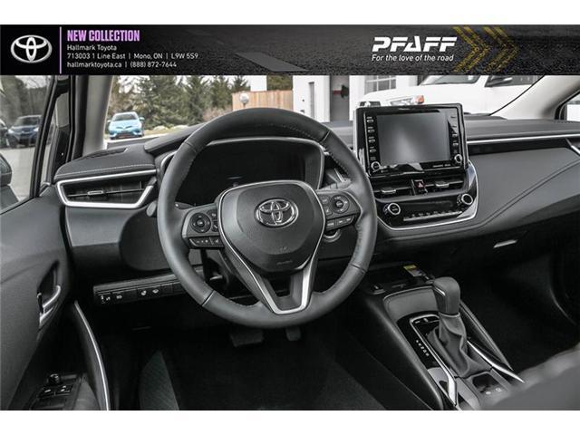 2020 Toyota Corolla 4-door Sedan XLE CVT (Stk: H20010) in Orangeville - Image 14 of 17