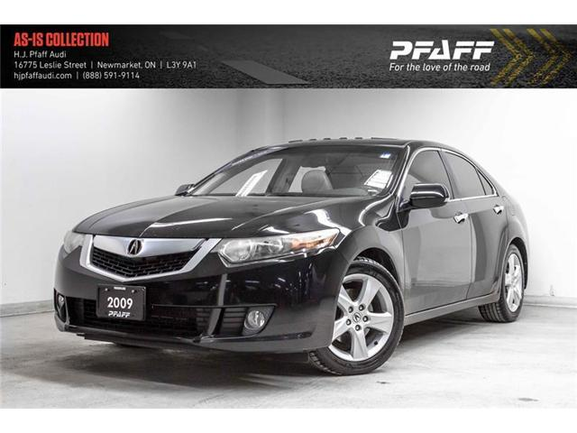 2009 Acura TSX Technology Package (Stk: 53195A) in Newmarket - Image 1 of 21